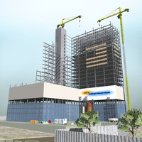 Mega Construction Complex