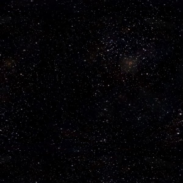 asteroid with galaxy background - photo #22