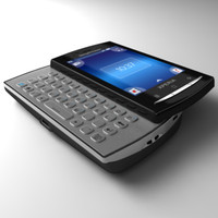 SonyEricsson Xperia X10 mini Pro communicator