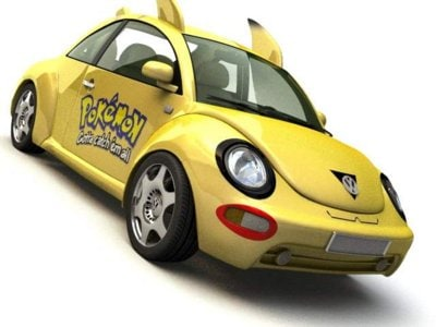 Volkswagen Pokemon