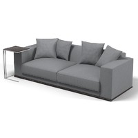 Flexform Orson Modern Contemporary Sofa