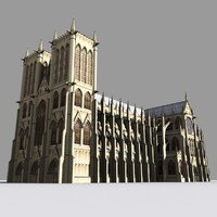 "St John""s Medieval Gothic Cathedral"