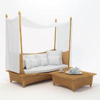 Dedon sofa