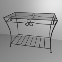 table forged 3ds