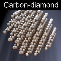 Carbon-diamond