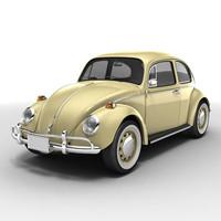 volkswagen beetle 3ds