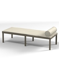 massage bench modern