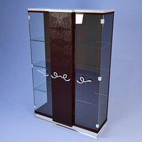 florence collections 3 doors 3d model