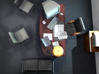 Office filler objects