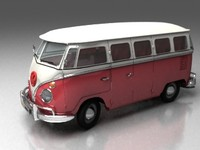 1967 V W Westfalia car bus