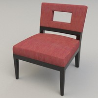 obj chamane chair