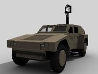 maya rst-v vehicle reconnaissance surveillance