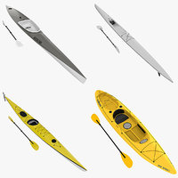 Kayaks Collection