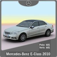 2010 Mercedes E class