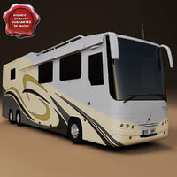 3d motorhome vario perfect model
