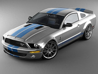 Ford Shelby GT 500 King of the Road
