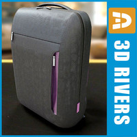 Modern backpack by 3DRivers