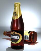 Bulmers Cider Bottle