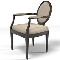 donghia modern contemporary chair armchair