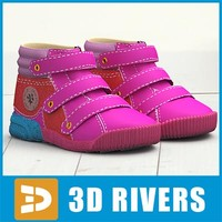 Kids shoes 23 by 3DRivers