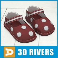 Kids shoes 25 by 3DRivers