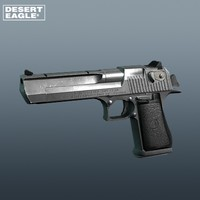 Desert Eagle (game art)