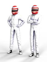 F1 Driver Jarno Trulli