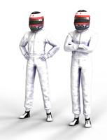 F1 Driver Heikki Kovalainen
