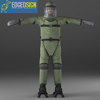 Lightweight Demining Ensemble