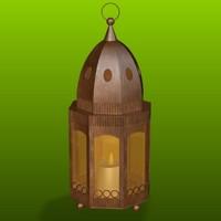 FR Copper Lantern
