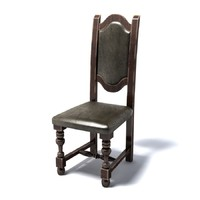 Photorealistic chair 006