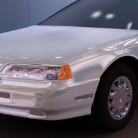 Ford Thunderbird 1992