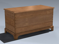 lwo blanket box