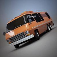GMC Motorhome 1972-1978