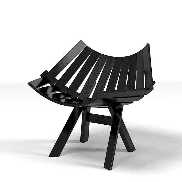 moooi contemporary moooi clip chair modern