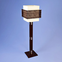 florence collections floor lamp 3d max