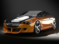 BMW M6 Tension by Schnitzer
