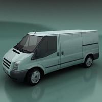 Pickup Van 2