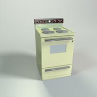 Metal Oven