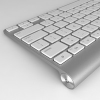 max wireless keyboard apple