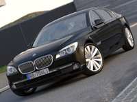 BMW 7-series Long (2009)