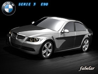 3ds max bmw serie 3