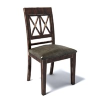 Photorealistic chair 002