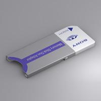 Memory stick adaptor