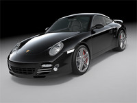 3ds max 2010 porsche 911 turbo