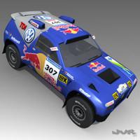 Volkswagen Touareg Rally 2