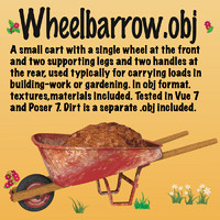 WheelBarrow.obj