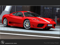 3d lwo 360 challenge stradale modena