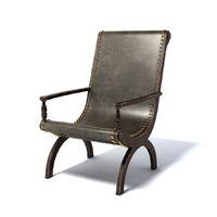 Photorealistic chair 005