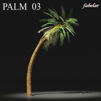 palm realistic 3d model